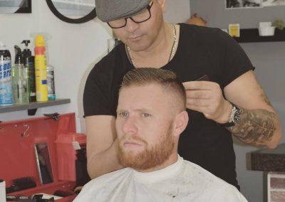 barberia en la camella