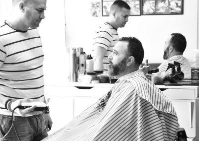 barbero en la camella tenerife sur