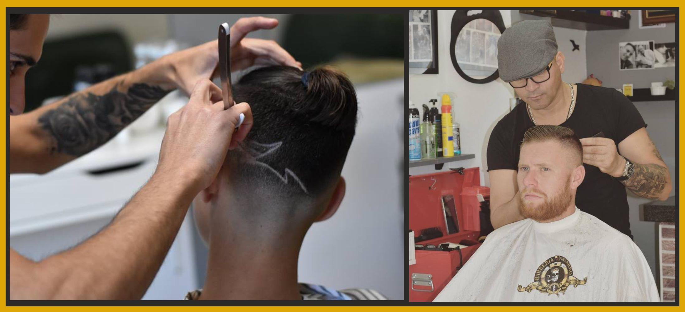 barberia julio navarro la camella arona tenerife tf